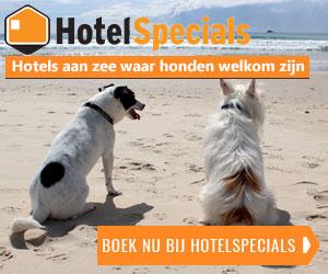 HotelSpecials.nl honden hotels aan zee