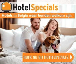 HotelSpecials.nl honden hotels in België