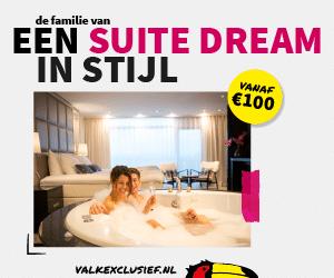 valk exclusief suites banner