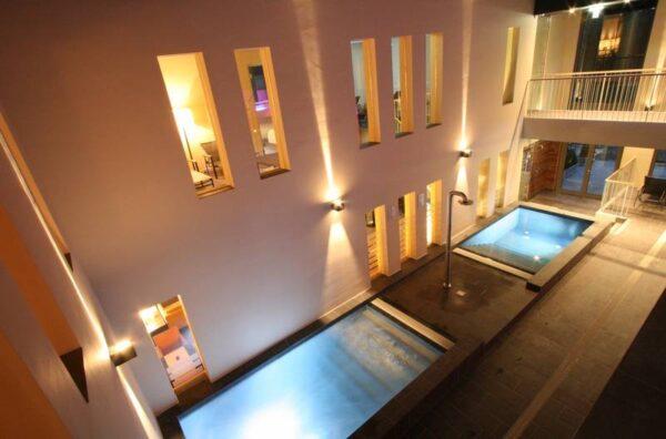 Amrath hotel binnenzwembad en wellness