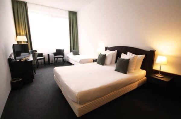 Amrâth Hotel met huisdier | Alkmaar kamer