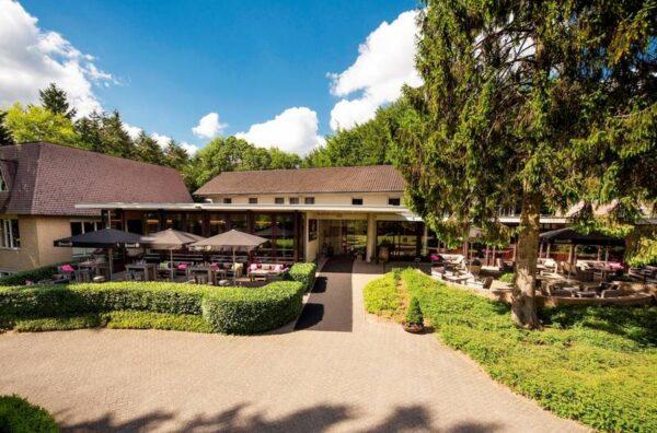 Bilderberg hotel met hond -'t Speulderbos-Veluwe
