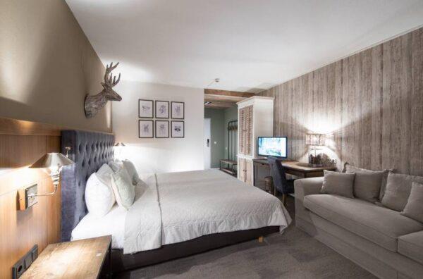 Bilderberg hotel met hond -'t Speulderbos-Veluwe kamer