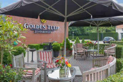 Golden Tulip hotel met hond Zevenbergen