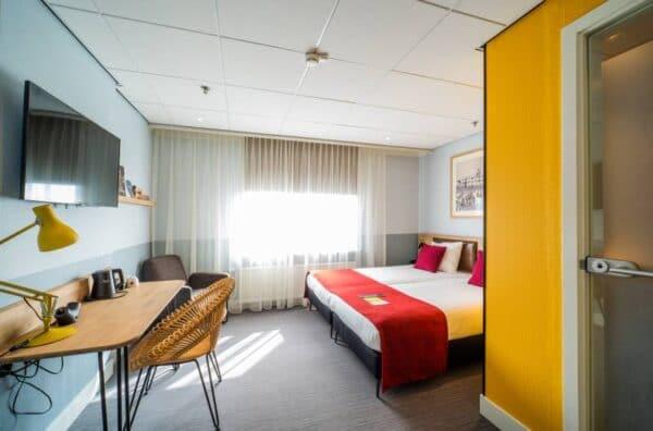 Golden Tulip met huisdier - Noordwijk Beach - kamer
