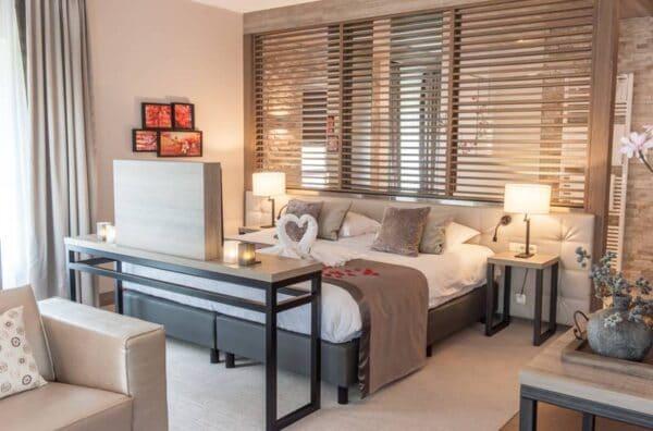 Golden Tulip Hotel Tjaarda Oranjewoud in Friesland suites