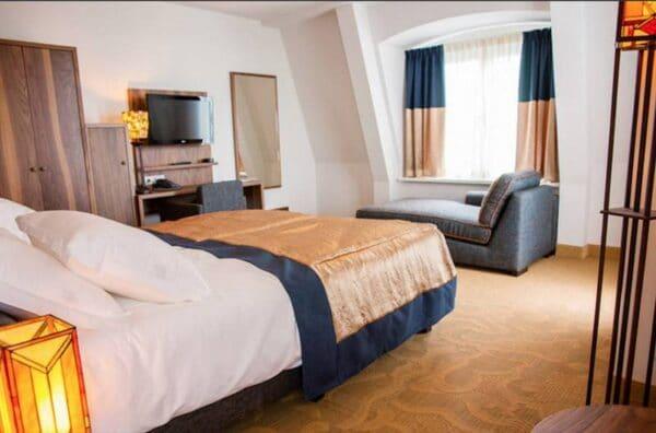 Grand Hotel Ter Duin | honden toegestaan | Burgh-Haamstede - kamer