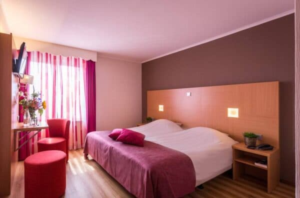 Hotel Limburg 2 honden toegestaan | Hotel Schaepkens - slaapkamer